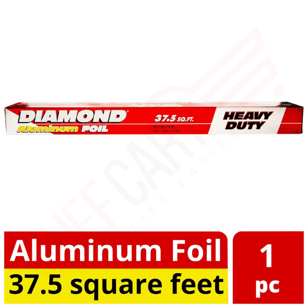 Diamond Aluminium Foil 37.5 SqFt | Aluminium Foil price in BD