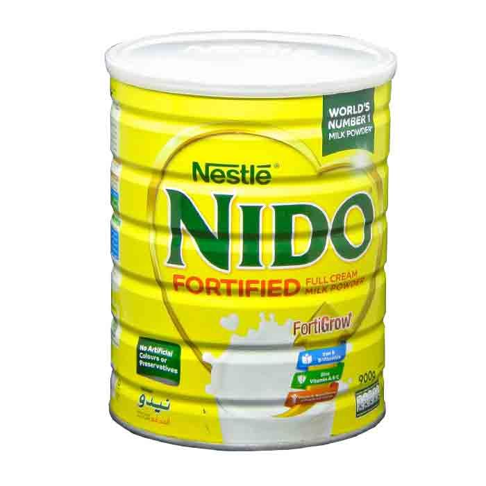 Nestle Nido fortified Full Cream Milk Powder