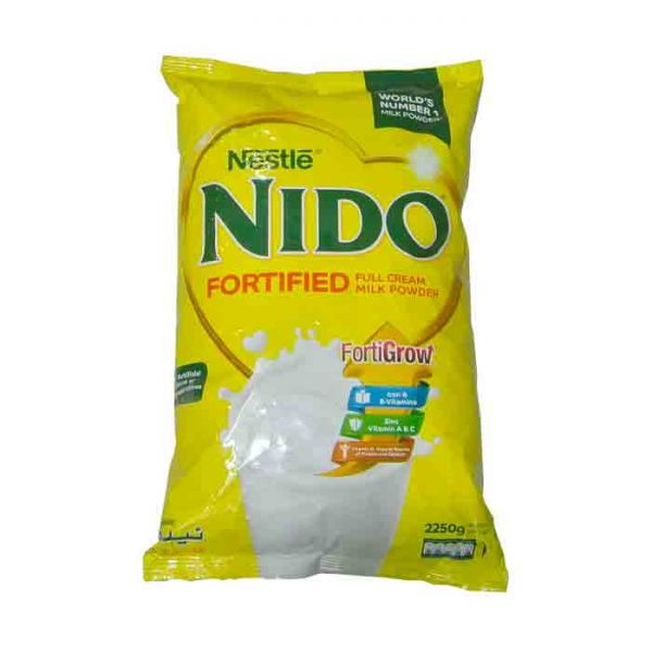 Nido Fortified Milk Powder Full Cream 2250g | Baby milk Powder price