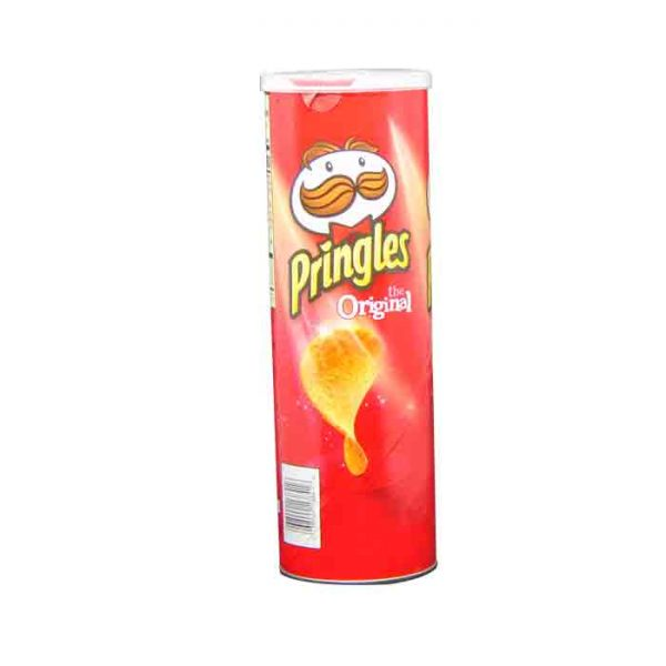 Pringles Original Potato Chips 149gm