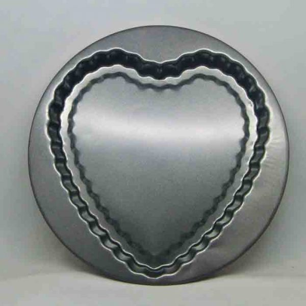 Heart shape cake mold 9 inch | Cake mold price in bd
