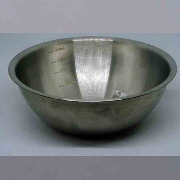 Stainless Steel Measurement Bowl | Buy steel bowl online bd