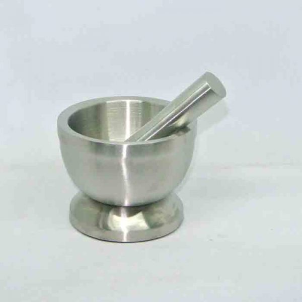 Mortar and Pestle (Hambul-Dosta) Stainless Steel price in BD