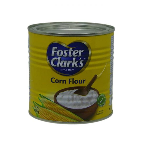 Foster clark corn flour 400gm tin | corn flour price