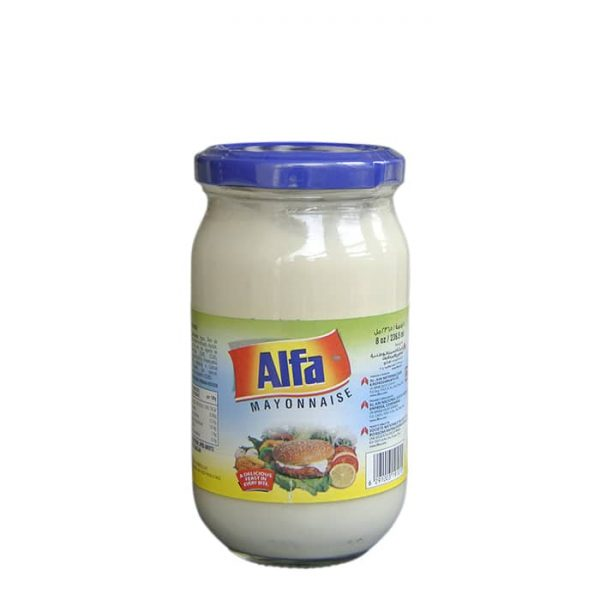 Alfa Mayonnaise 236ml | mayonnaise price in Bangladesh