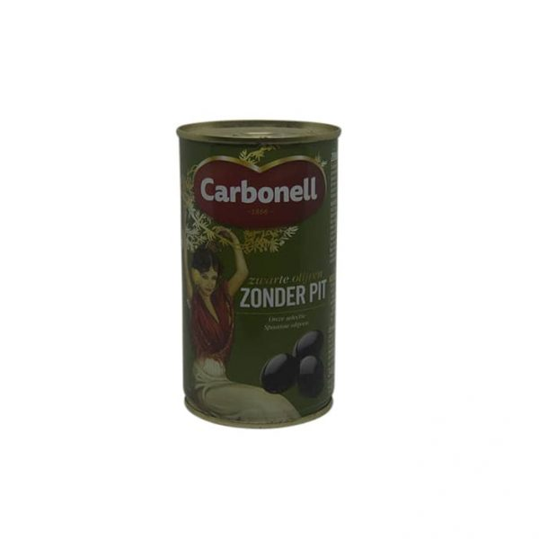 Carbonell black olive 340gm | black olive price