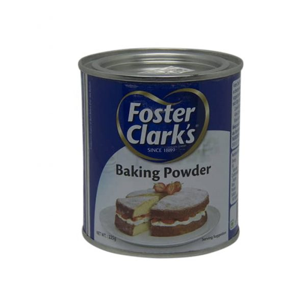 Foster clark baking powder 225gm tin | Foster clark price