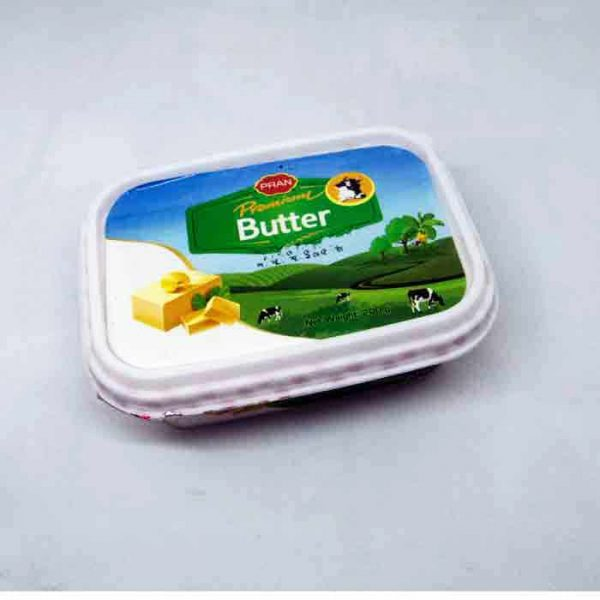 Pran Premium Butter 200gm | Pran butter price in bd