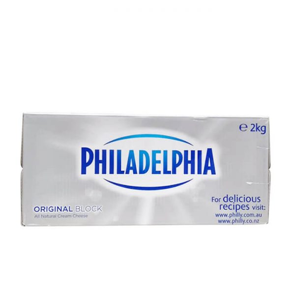 Philadelphia Cream Cheese 2kg | cream cheese price
