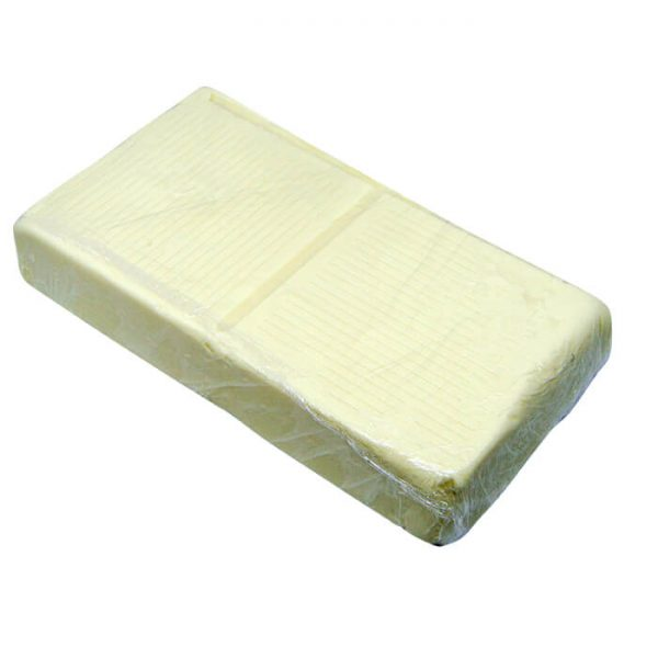 Vanhouten White Compound Milk Chocolate bar 1kg loose bd