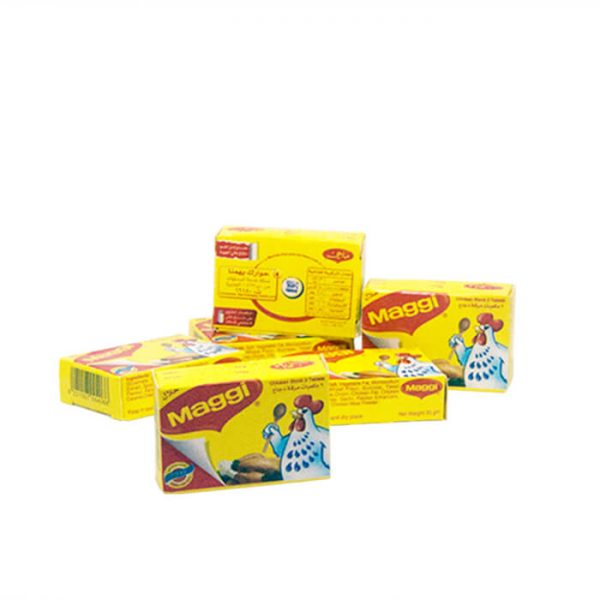 Maggi Chicken Cube 1pc | Chicken stock bd