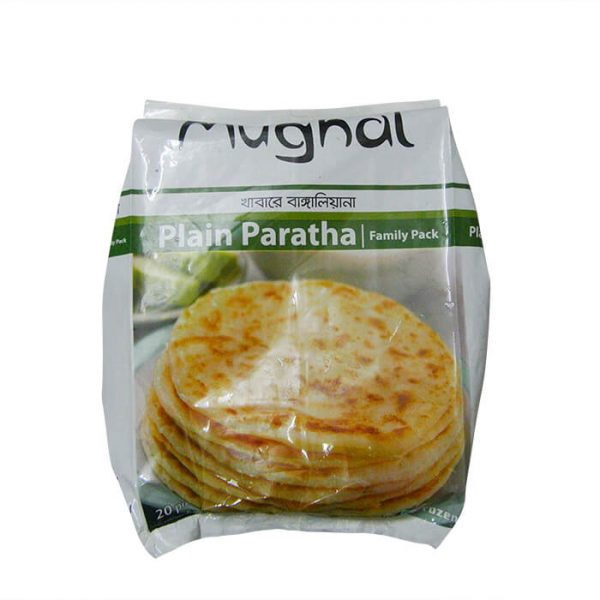 Mughal Plain Paratha Family Pack 20pcs 1600gm price