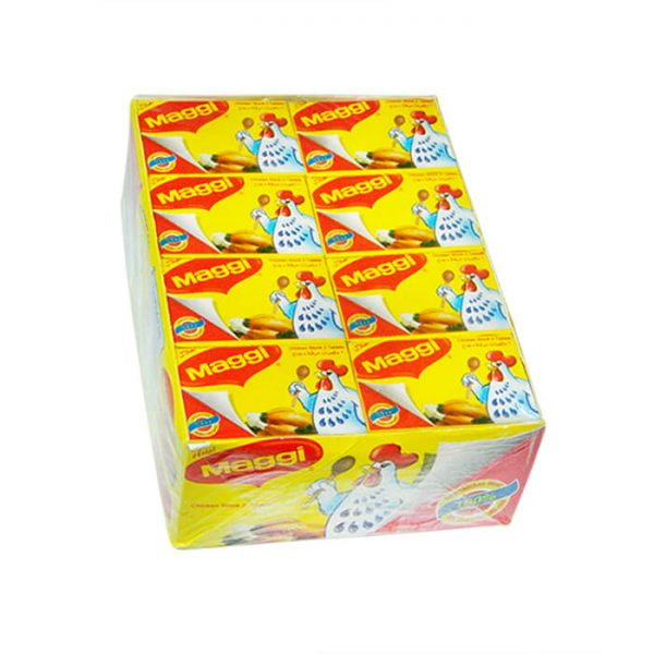 Maggi Chicken Cube 24pcs | Chicken stock price in BD