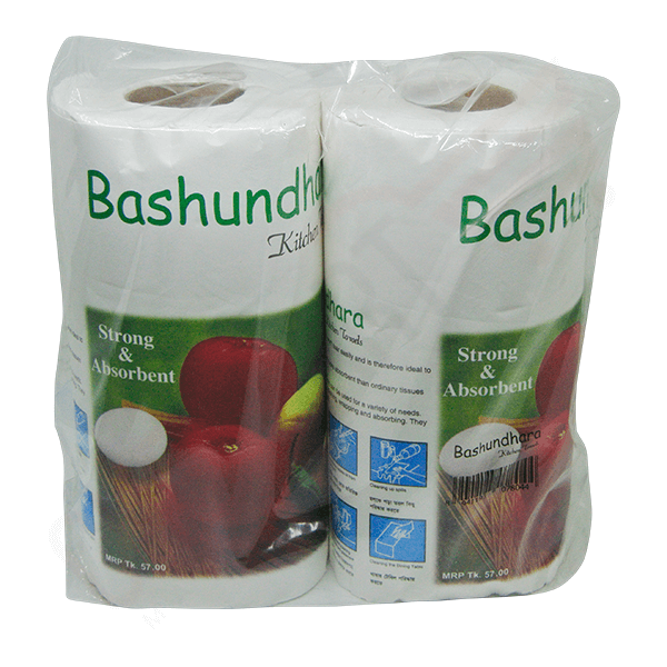 Bashundhara Kitchen Towel | kitchen tissue price in Bangladesh