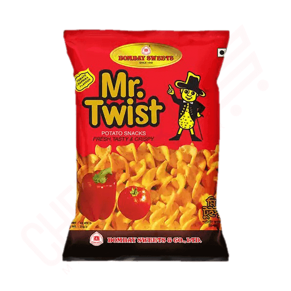 Bombay Sweets Mr. Twist 22 gm | chips price in Bangladesh