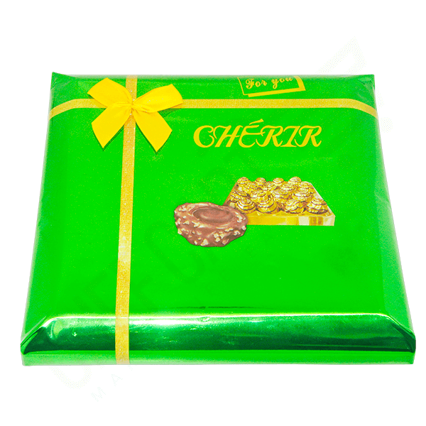 Cherir Chocolate gift box 176gm | chocolate price in Bangladesh
