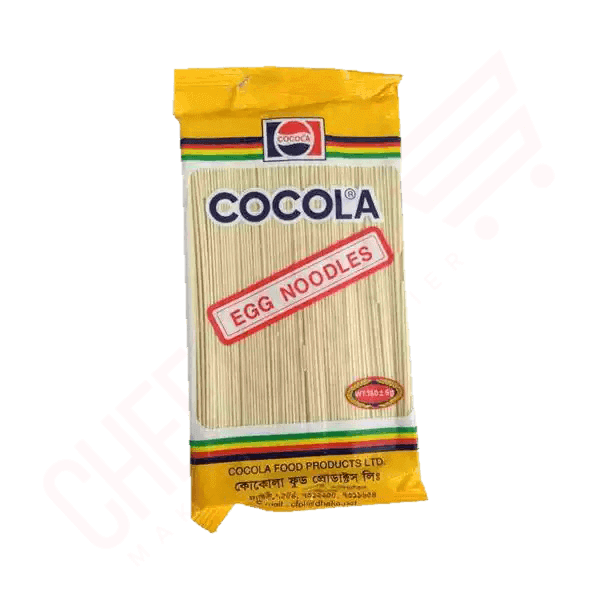 Cocola Egg Noodles 180 gm | Egg noodles price in bd