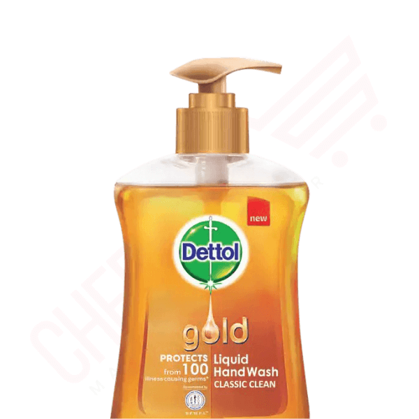 Dettol Handwash Gold Liquid Soap Pump | handwash liquid soap price