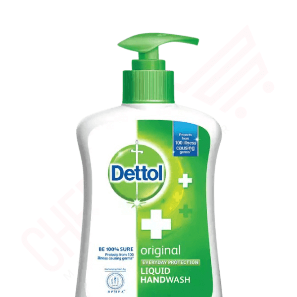Dettol Handwash Original Liquid Soap 200 ml | handwash price