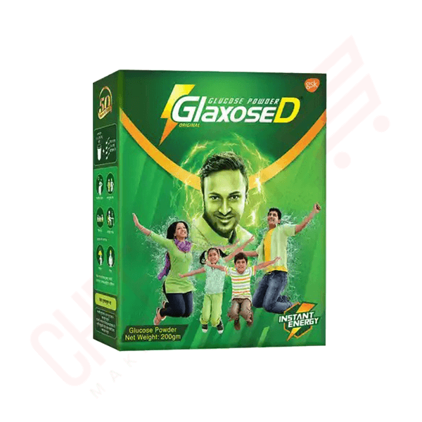 Glaxose D Pack 200gm | glucose price in Bangladesh