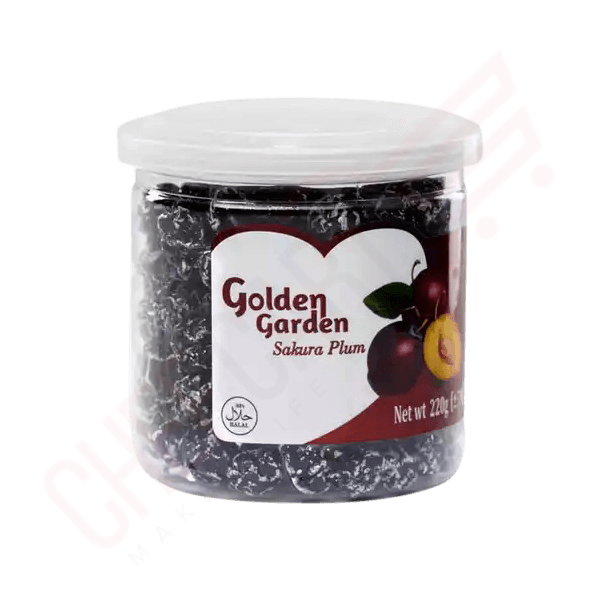 Golden Garden Sakura Plum 220gm | sakura plum price bd