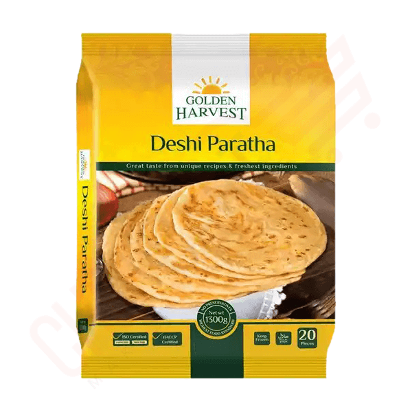 Golden Harvest Frozen Paratha Family Pack | Paratha price bd