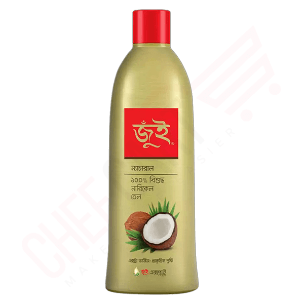 Jui Coconut Oil 350 ml | coconut oil price in Bangladesh