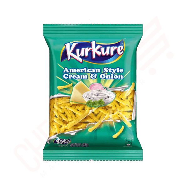Kurkure Cream Onion Chips 45-gm | cream onion chips price