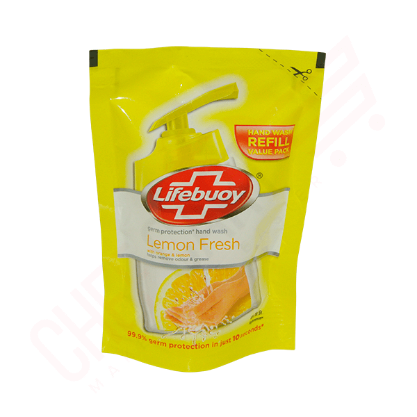 Lifebuoy lemon handwash 170ml | hand wash refill price in bd