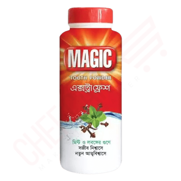 Magic Tooth Powder 50gm | Tooth Powder price bd