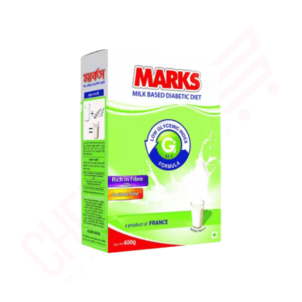 Marks Milk Based Diabetic Diet 400 gm | diabetic milk price