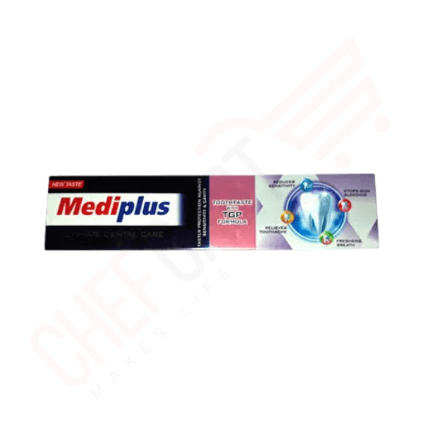 Mediplus Toothpaste| mediplus toothpaste price in bd