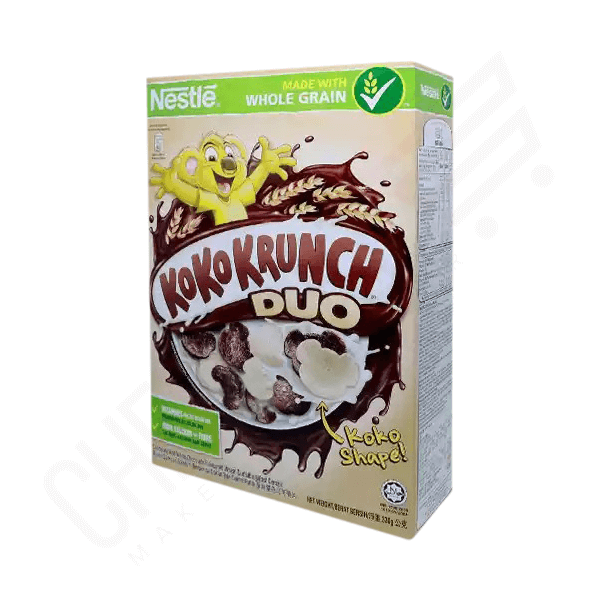 Nestle Koko Krunch Duo Cereal 330 gm | koko krunch price in bd