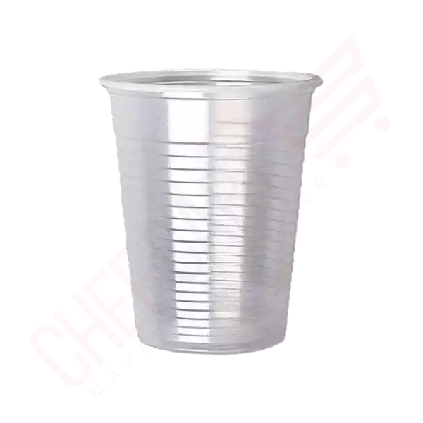 One Time Plastic Glass 100 pcs | disposable glass price bd