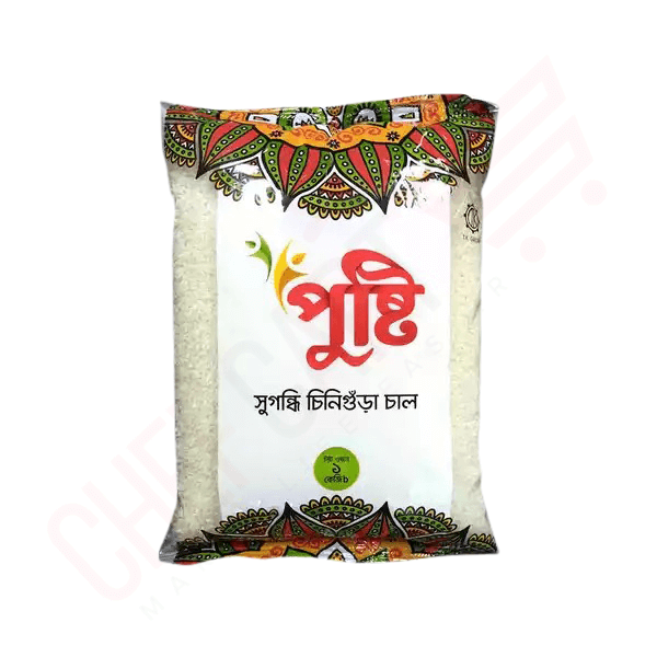 Pusti Chinigura Rice 1 kg | aromatic rice price in bd
