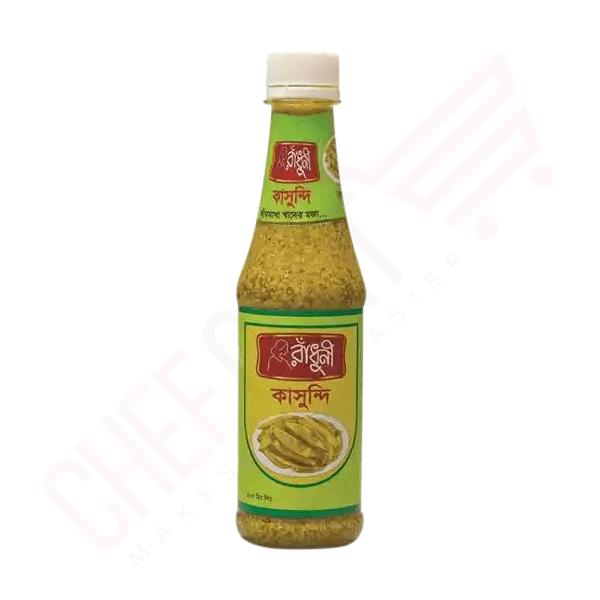 Radhuni Kasundi 285 ml | Kashundi price in Bangladesh
