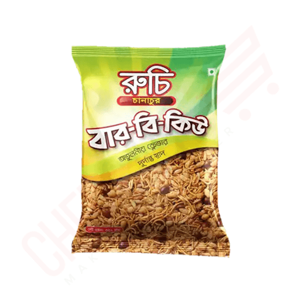 Ruchi Bbq Chanachur 350gm | Bbq Chanachur price in bd