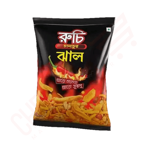 Ruchi Jhal Chanachur 350gm | Ruchi chanachur price