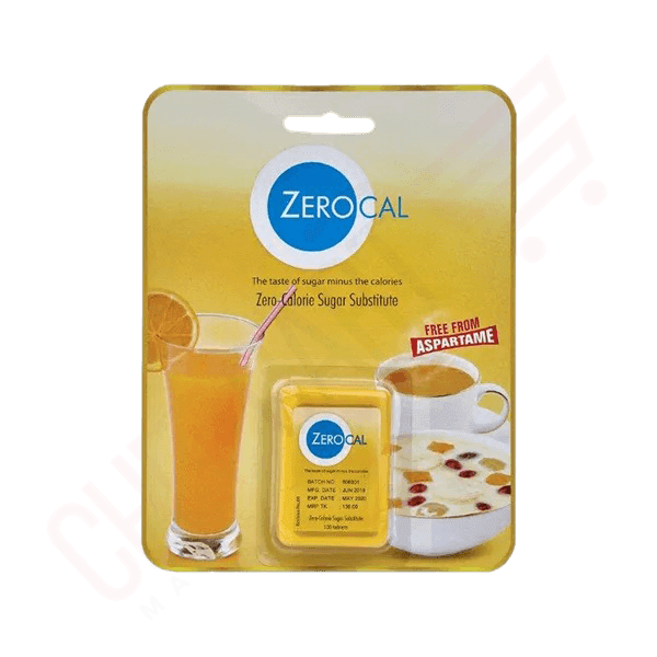 Zero Cal Sugar 100 Tablets | diabetic sugar price in bd