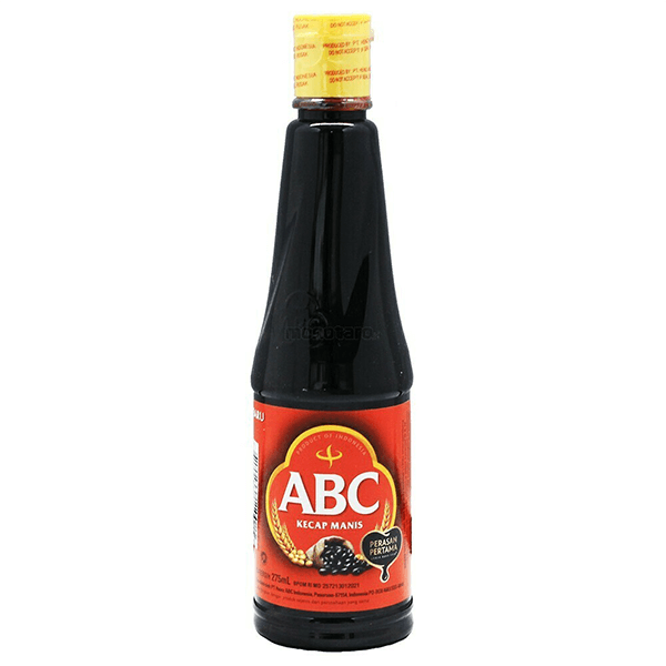 ABC Kecap Manis Dark Sweet Soy Sauce 275ml | soy sauce price in bd