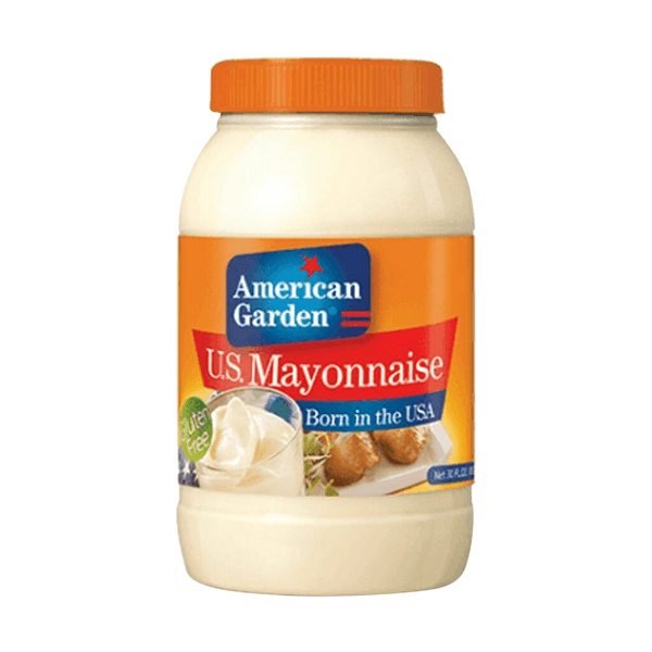 American Garden Mayonnaise Big 887ml | mayonnaise price in BD