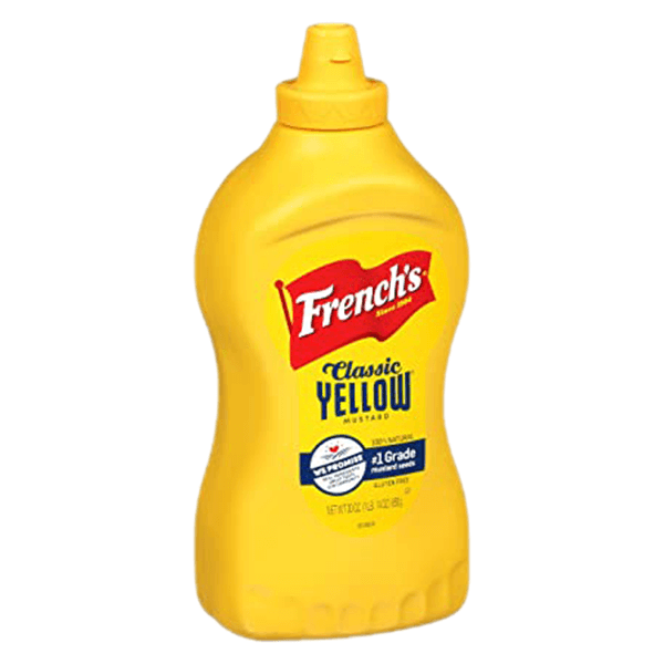 French classic yellow mustard 226gm | Buy yellow mustard online in BD