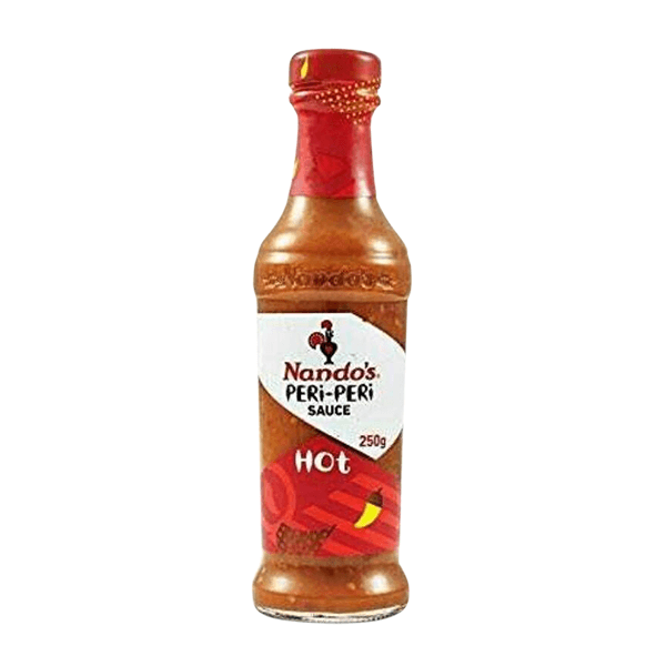 Nandos Peri Peri Hot Sauce 250ml | Hot sauce price in bd
