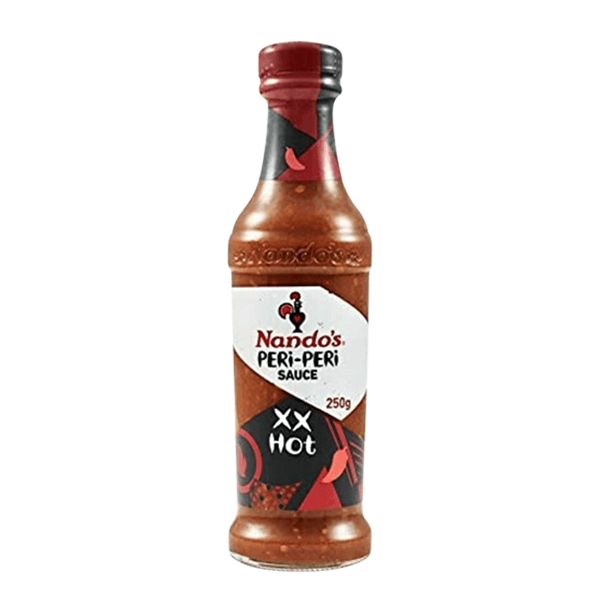 Nandos Peri Peri XX Hot Sauce 250gm | Hot sauce price in Bangladesh