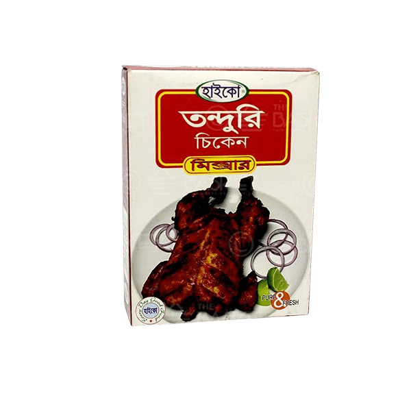 Haiko Chicken Tandoori Mix 50g | Buy tandoori chicken spice in BD