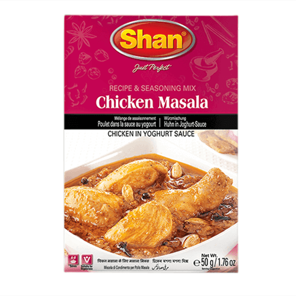Shan chicken masala 50g | shan chicken masala price in BD