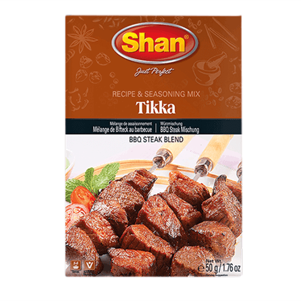 Buy Shan tikka 50g | Buy bbq mixed masala online in Bangladesh