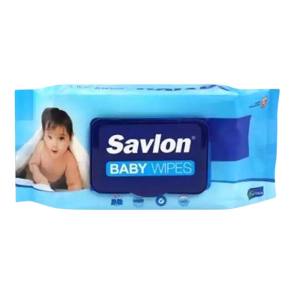 ACI Savlon Baby Wipes (AntiBacterial) priced in bangladesh