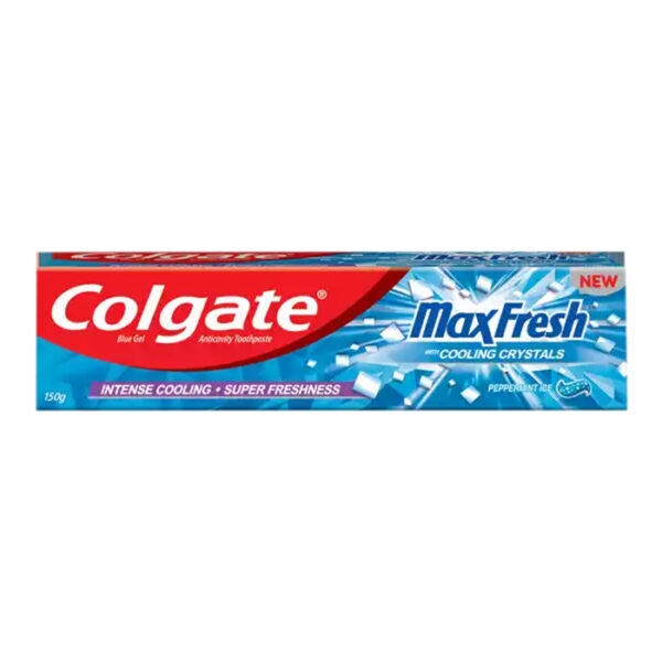 Colgate max fresh Blue Gel Toothpaste150g price in Bangladesh