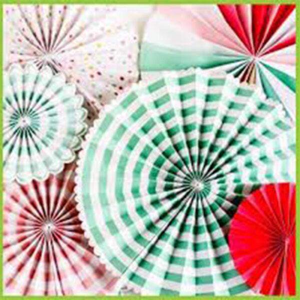 Decoration fan | Buy birthday decoration items in bangladesh
